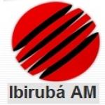 Logo da emissora R�dio Ibirub� 1240 AM