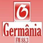 Logo da emissora R�dio Germ�nia 88.3 FM