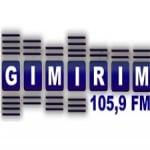 Logo da emissora R�dio Gimirim 105.9 FM
