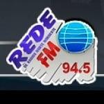 Logo da emissora Rádio Rede 94.5 FM