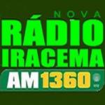 Logo da emissora Rádio Iracema 1360 AM