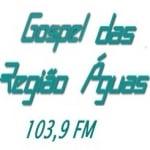 Logo da emissora Rádio Gospel Região das Águas 103.9 FM