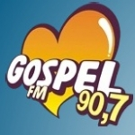 Logo da emissora R�dio Gospel 90.7 FM