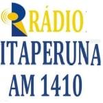 Logo da emissora Rádio Itaperuna 1410 AM