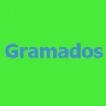 Logo da emissora R�dio Gramados 87.9 FM