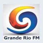 Logo da emissora R�dio Grande Rio 100.7 FM