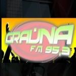 Logo da emissora R�dio Gra�na 95.3 FM