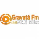 Logo da emissora R�dio Gravat� 92.3 FM