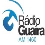 Logo da emissora R�dio Gua�ra 1460 AM