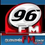 Logo da emissora R�dio Guanambi 96.3 FM