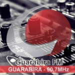Logo da emissora R�dio Guarabira 90.7 FM