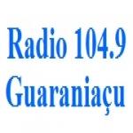 Logo da emissora R�dio Guarania�u 104.9 FM