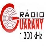 Logo da emissora Rádio Guarany 1300 AM