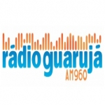 Logo da emissora R�dio Guaruj� 960 AM