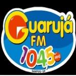 Logo da emissora R�dio Guaruj� 104.5 FM