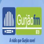 Logo da emissora Rádio Gurjão 87.9 FM
