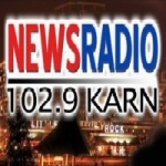 Logo da emissora Radio KARN 102.9 FM