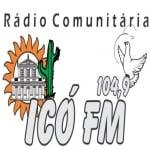 Logo da emissora R�dio Ic� 104.9 FM