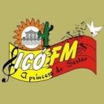 Logo da emissora Rádio Icó 104.9 FM