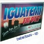 Logo da emissora R�dio Iguatemi 94.7 FM