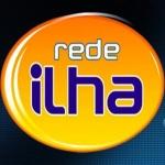 Logo da emissora R�dio Ilha 101.5 FM