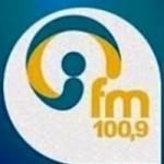 Logo da emissora R�dio Imigrantes 100.9 FM