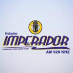 Logo da emissora Rádio Imperador 920 AM