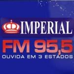 Logo da emissora R�dio Imperial 95.5 FM
