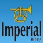 Logo da emissora R�dio Imperial 104.5 FM