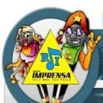 Logo da emissora R�dio Imprensa 102.5 FM