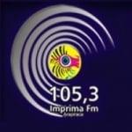 Logo da emissora R�dio Imprima 105.3 FM