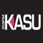 Logo da emissora Radio KASU 91.9 FM