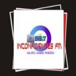 Logo da emissora R�dio Inconfidentes 98 FM