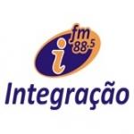 Logo da emissora R�dio Integra��o 88.5 FM
