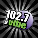 Logo da emissora Radio KBBQ 102.7 FM The Vibe