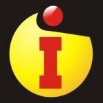 Logo da emissora Rádio Interativa 105.9 FM