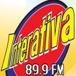 Logo da emissora Rádio Interativa 89.9 FM