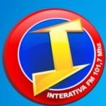 Logo da emissora R�dio Interativa 101.7 FM