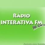 Logo da emissora Rádio Interativa 104.3 FM
