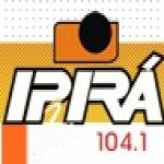 Logo da emissora R�dio Ipir� 104.1 FM