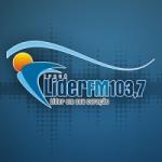 Logo da emissora Rádio Irecê Líder 103.7 FM