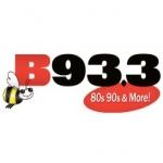 Logo da emissora WLDB 93.3 FM B