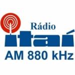 Logo da emissora R�dio Ita� 880 AM