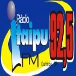 Logo da emissora R�dio Itaipu 92.5 FM