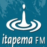 Logo da emissora R�dio Itapema 102.3 FM
