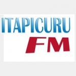 Logo da emissora Rádio Itapicuru 104.9 FM