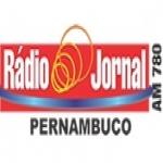 Logo da emissora Rádio Jornal de Recife 780 AM