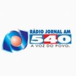 Logo da emissora R�dio Jornal 540 AM
