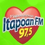 Logo da emissora R�dio Itapoan 97.5 FM