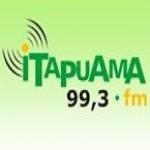 Logo da emissora Rádio Itapuama 99.3 FM